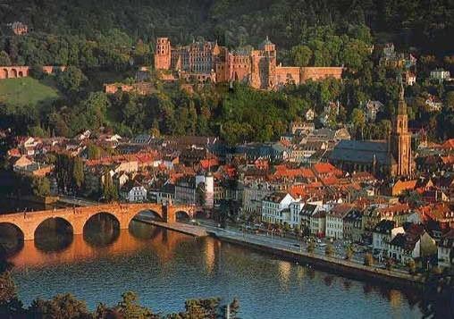 5. Heidelberg (Almanya)