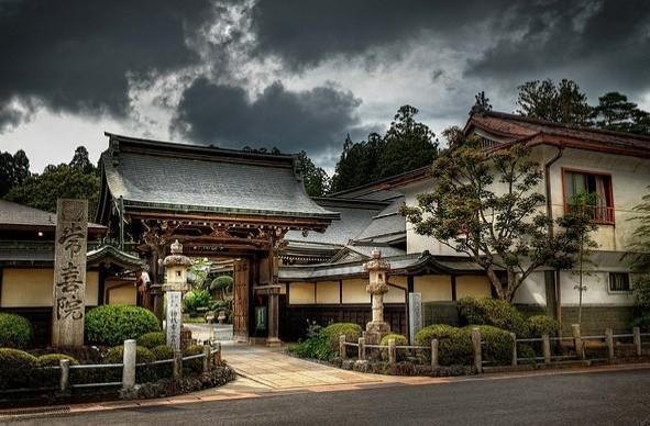 Japonya / Koyasan Budist Tapınağı