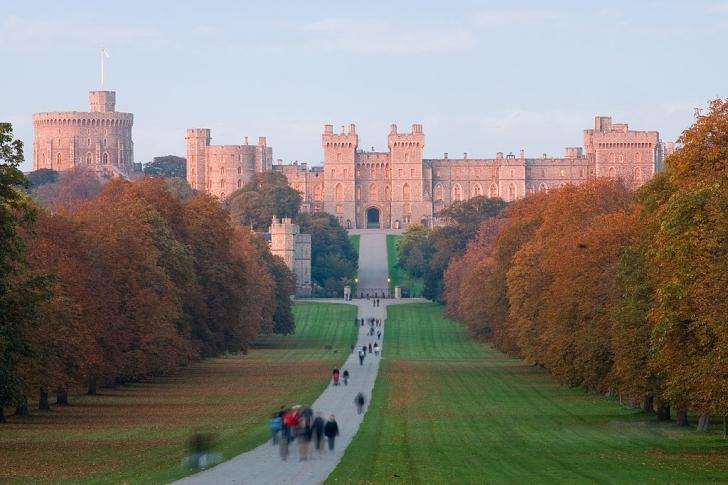 Windsor Kalesi - İngiltere