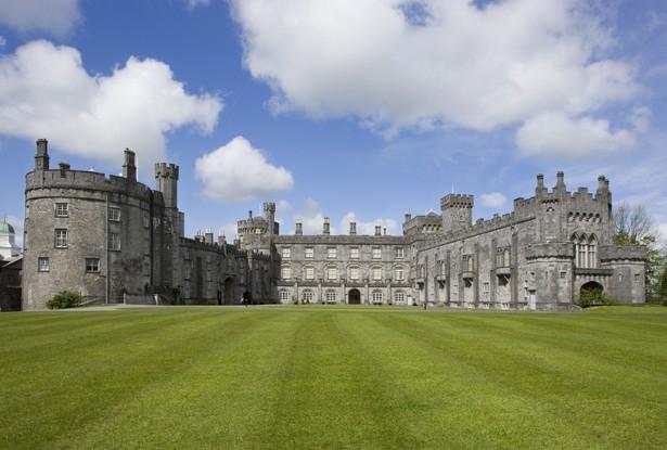 Kilkenny Kalesi - İrlanda