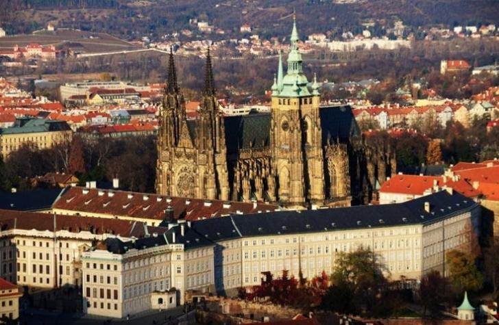 Prag Kalesi (Prazsky Hrad) (Çek Cumhuriyeti)