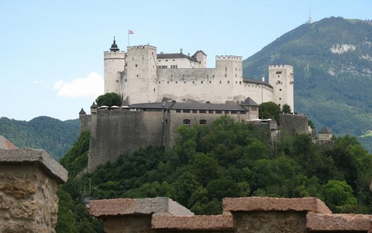 Hohensalzburg Kalesi - Avusturya