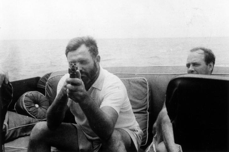 Ernest Hemingway'in Sıradışı Yaşantısından Şok Edici 10 Bilgi