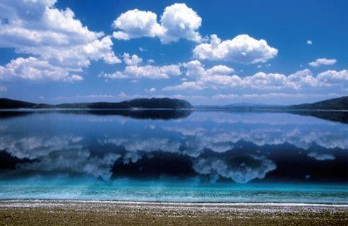 Salda, Türkiye'nin en derin, en temiz, en berrak özelliklere sahip gölüdür.