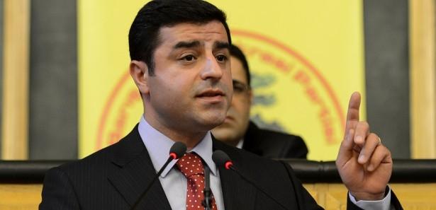 HDP Eş Genel Başkanı Selahattin Demirtaş'tan 20 Satır Başı Açıklama!