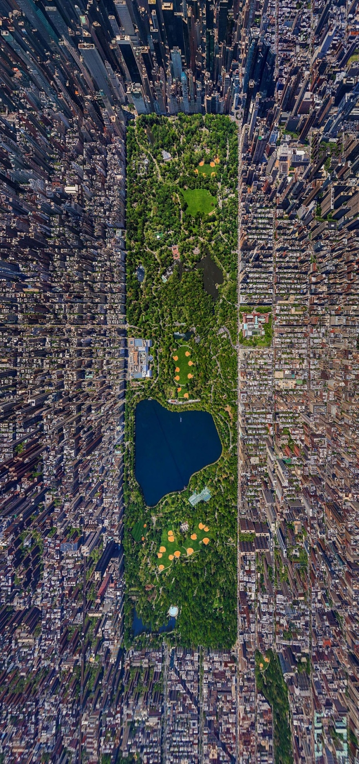 Central Park, New York, ABD