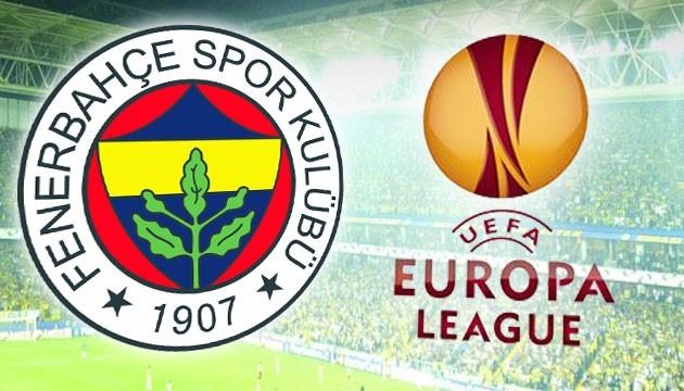 Avrupa Ligi'nde Fenerbahçe'nin Rakibi Belli Oldu!
