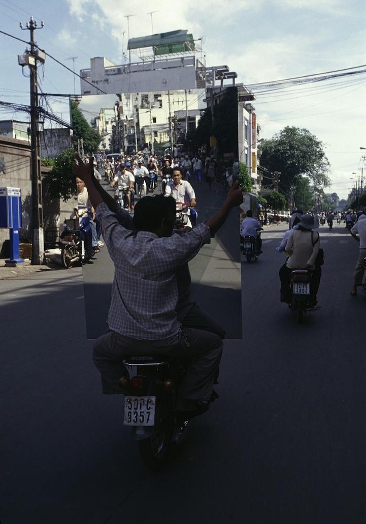 Vietnam'da aile başına en az 4 adet motorsiklet düşüyor.