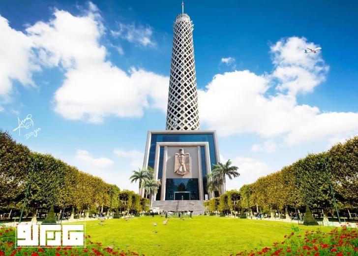 Cairo Kulesi - Mısır / Eyfel Kulesi - Fransa)