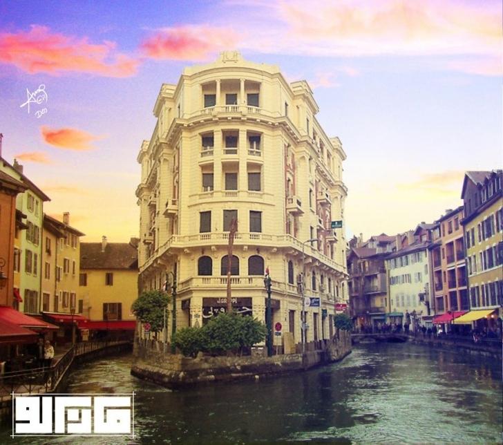 Annecy - Fransa / Groppi - İtalya
