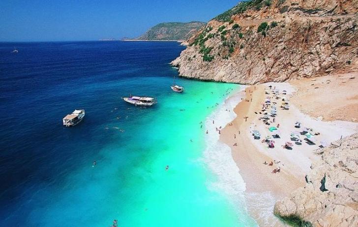 2. Kaputaş Plajı
