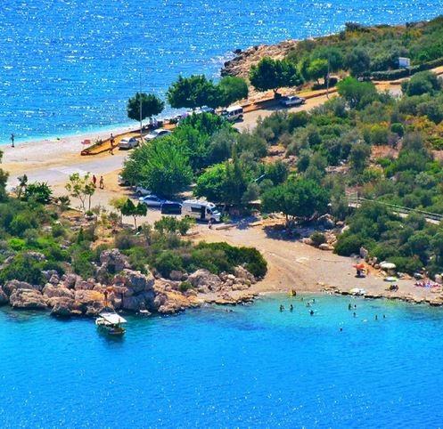 5. İnceboğaz Plajı