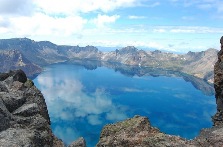 2. Cennet Gölü