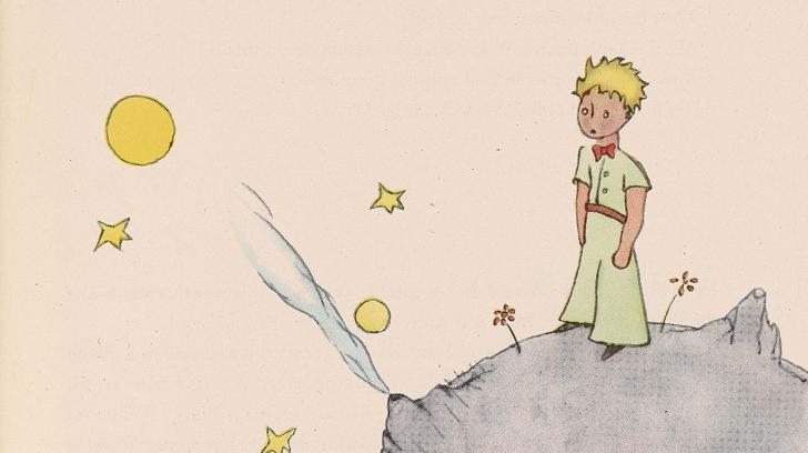 Küçük Prens Kitabından Hayata Dair 10 Alıntı