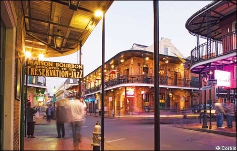 6. New Orleans (ABD)
