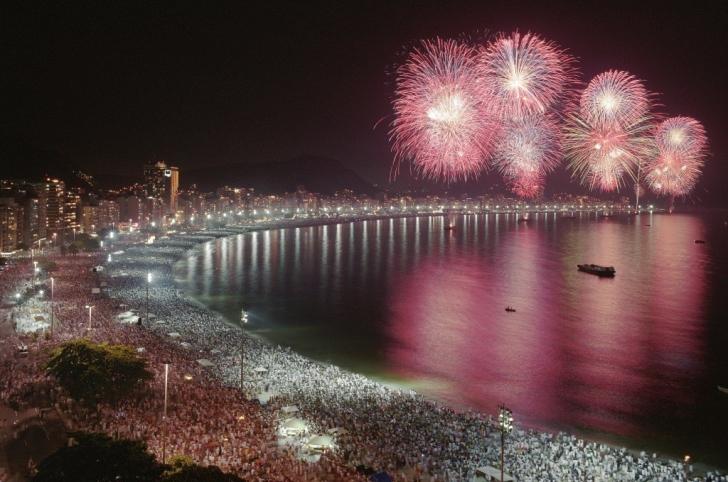 8. Rio de Janeiro, The Fasano Oteli (Brezilya)