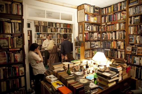 9. Brazenhead Books