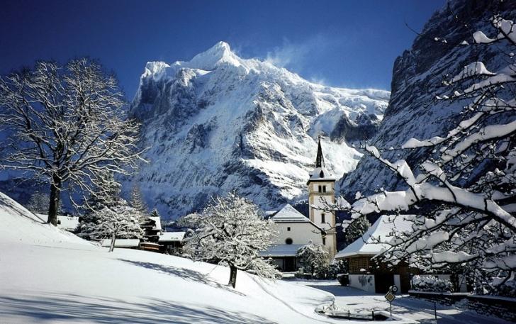 Grindelwald - İsviçre