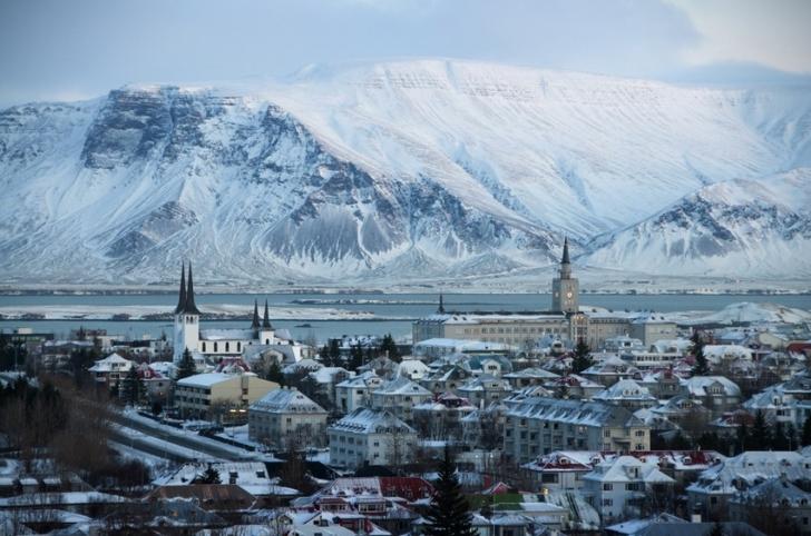 Reykjavik - İzlanda
