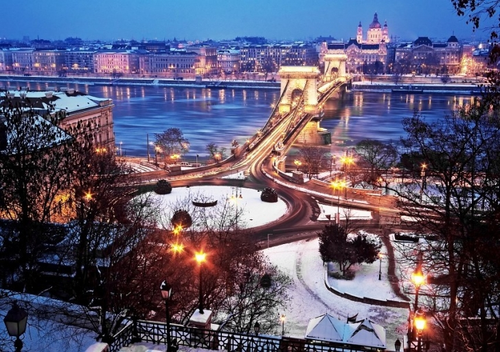 Budapeşte - Macaristan