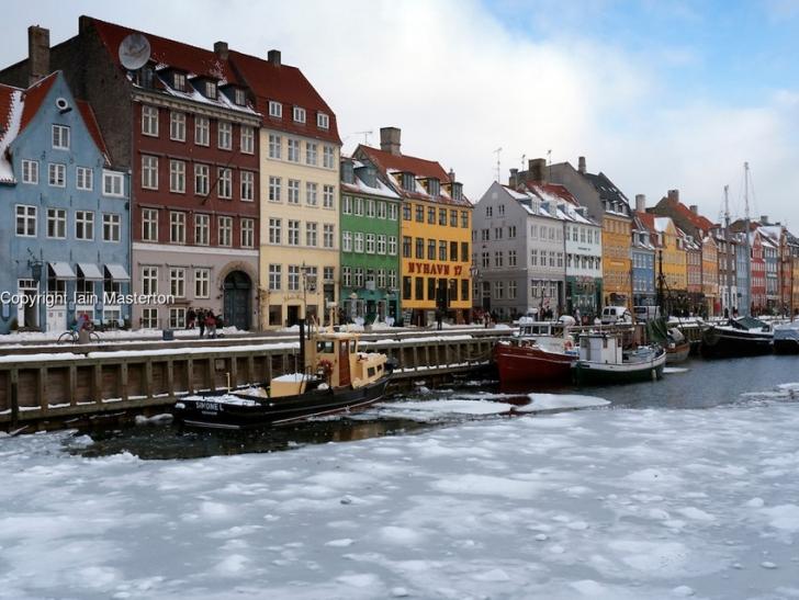Kopenhag - Danimarka