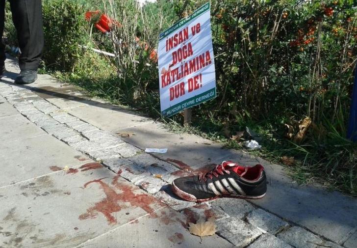 Bu Kadar Da Olmaz! Ankara'daki Patlamalarla Ölenlerle Dalga Geçtiler