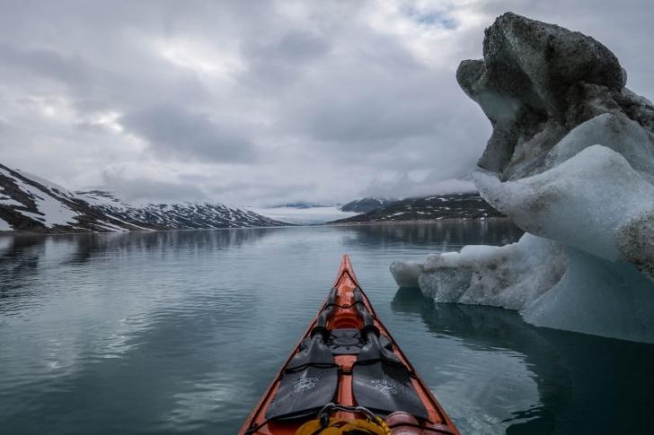 Styggevatnet Norway