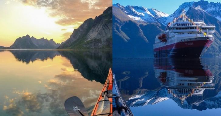 Bir Kano İle Cennetin İçine Yolculuk: Dünyanın En fazla Göl Sayısına Sahip Ülkesi Norveç