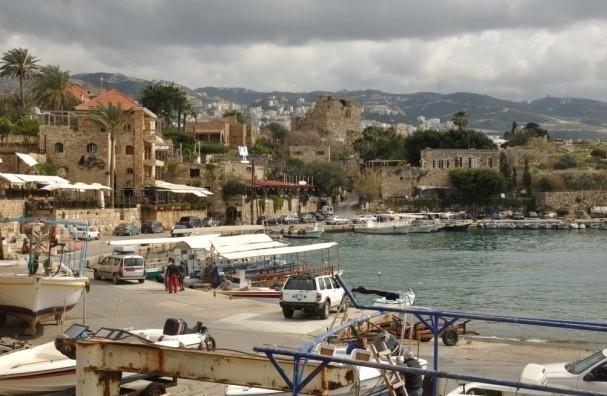 Biblos - Lübnan