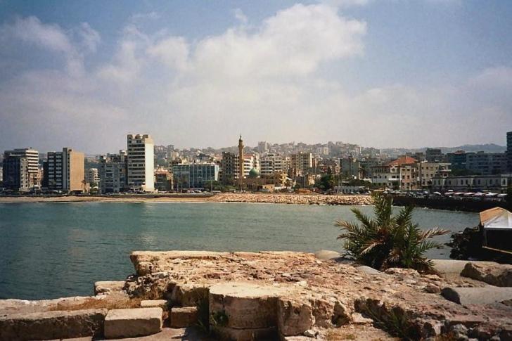 Sayda - Lübnan