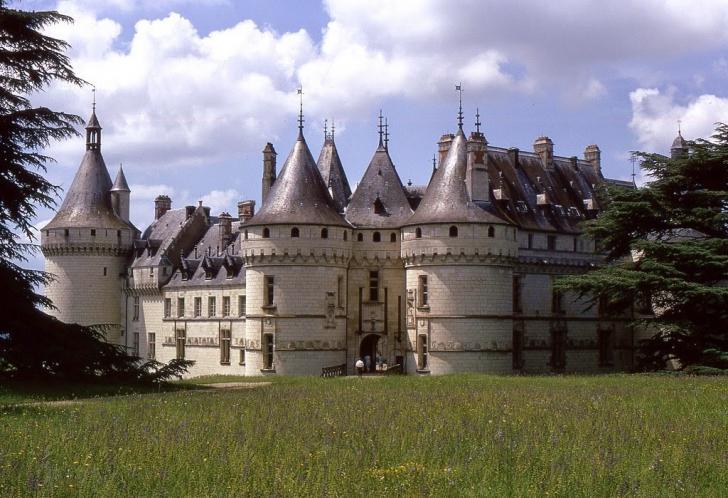 Chaumont Şatosu - Loire Vadisi, Fransa