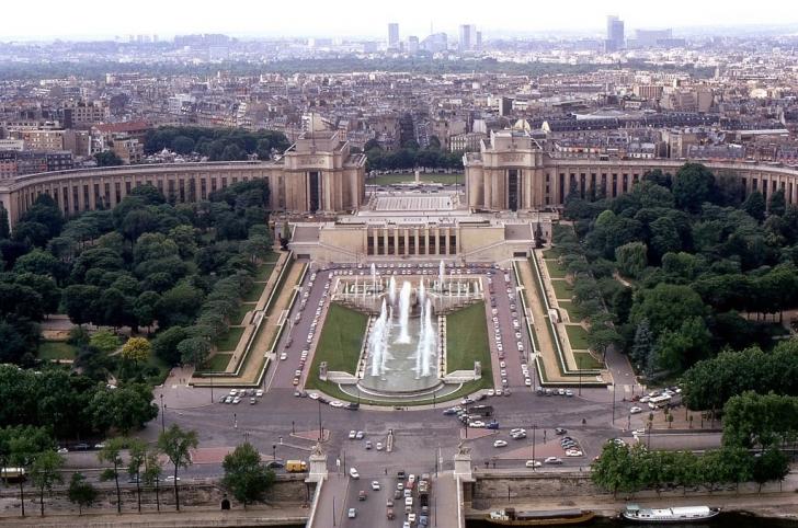 Eyfel Kulesi - Paris, Fransa
