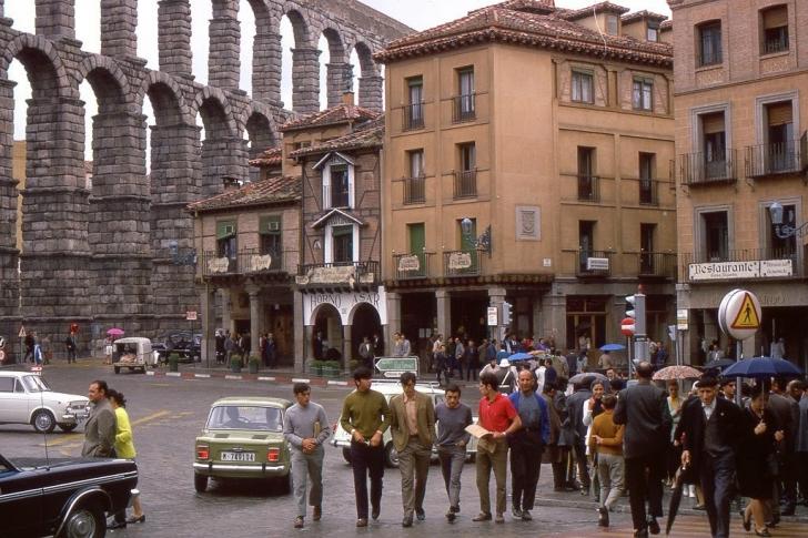 Segovia - İspanya