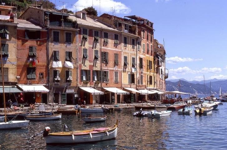 Portofino - İtalya