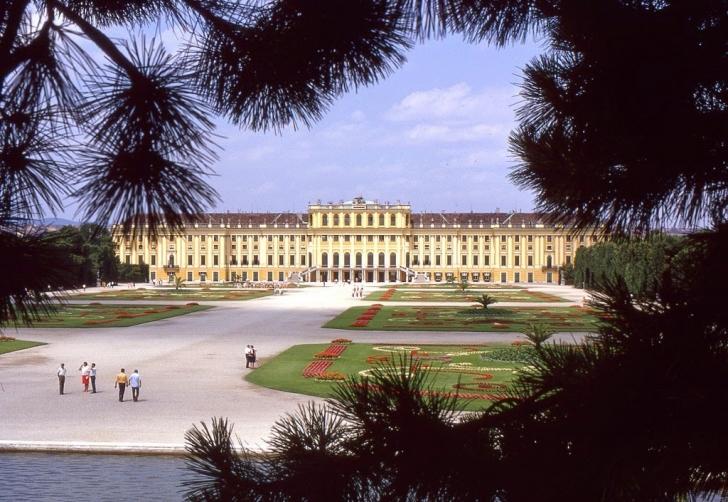 Schönbrunn Sarayı - Avusturya