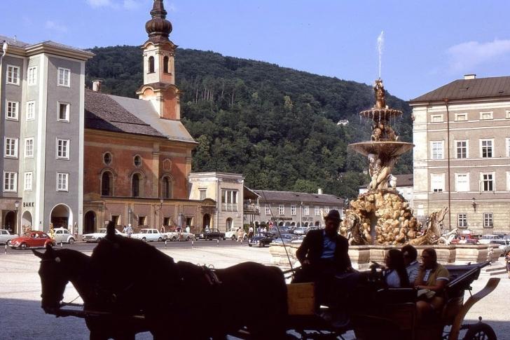 Salzburg - Avusturya