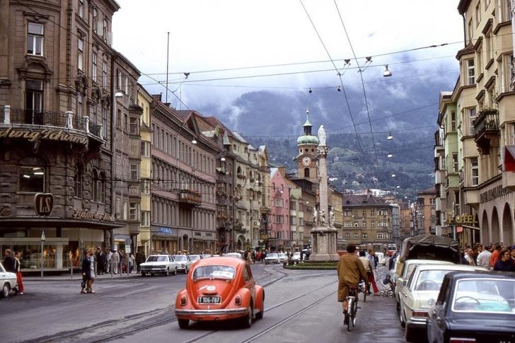 Innsbruck - Avusturya