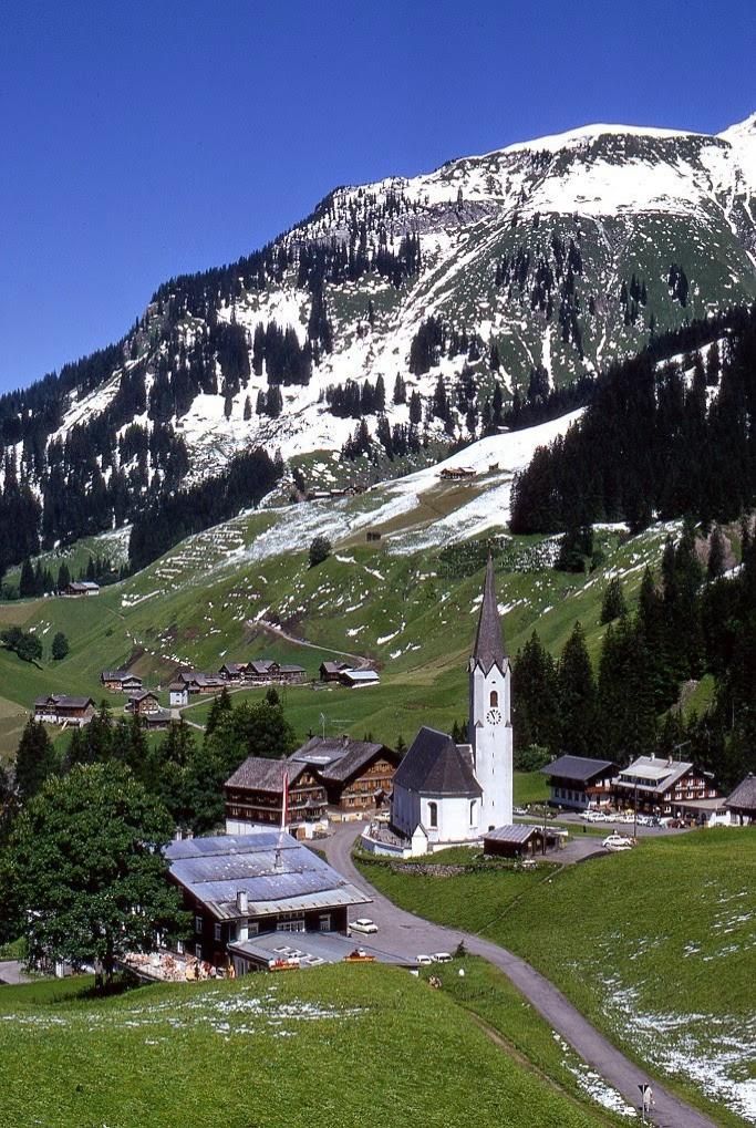 Alpler - İsviçre