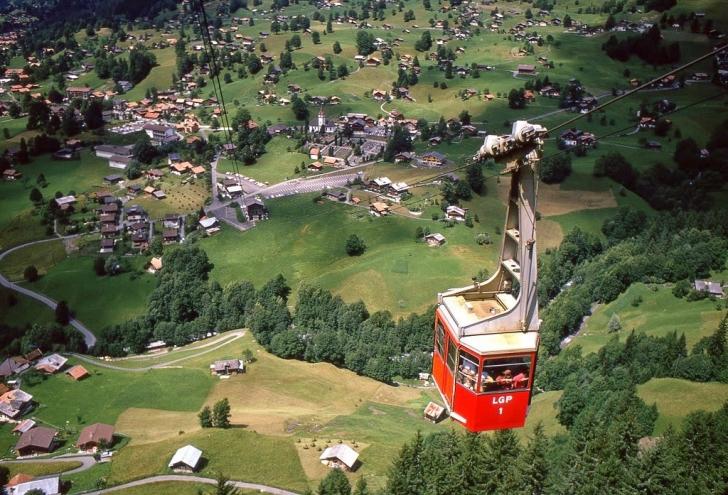 Grindlewald - İsviçre