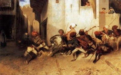 Osmanlı'nın En Ürkütücü Efsanelerinden Biri: Vampir Yeniçeriler
