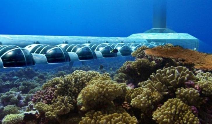 4. Poseidon Undersea Resort (Fiji)