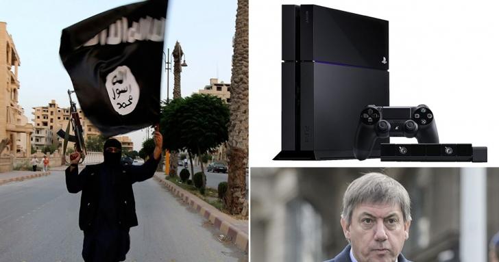 Ana Akım Medyanın Tutuşundan Uydurduğu PlayStation 4 - IŞİD Bağlantısı Bu Hafta Okuyacağınız En Saçma Şey!