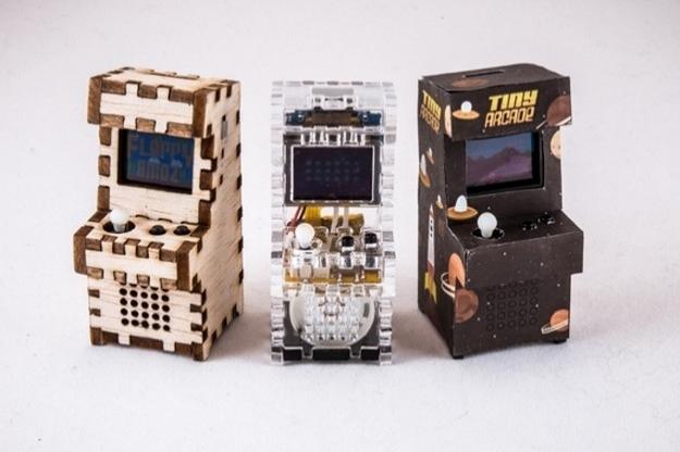 Çocukluğumuzun Koca Koca Arcade Kabinleri, Artık Avucunuzda!