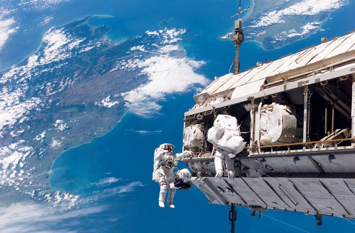 Uluslararası Uzay İstasyonu: İnsanlığın En Muhteşem Ürünü