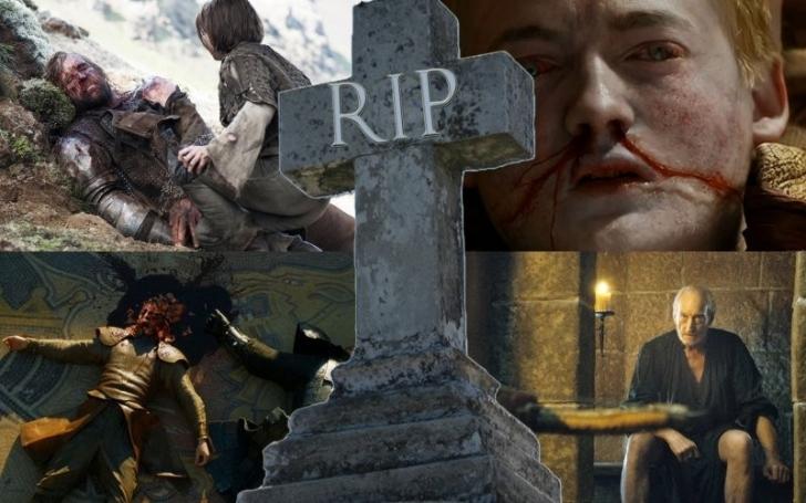 Game Of Thrones İzleyicisinde Unutulmaz İzler Bırakan, Kimisi Acıklı, Kimisi Keyifli 15 Ölüm Sahnesi (+18)
