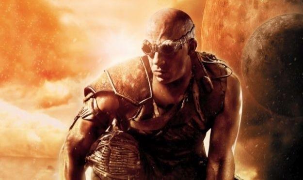 Riddick Başkan, Bir Dizi, Bir De Filmle Tekrar Kapınızı Çalacak, Müsait Misiniz?