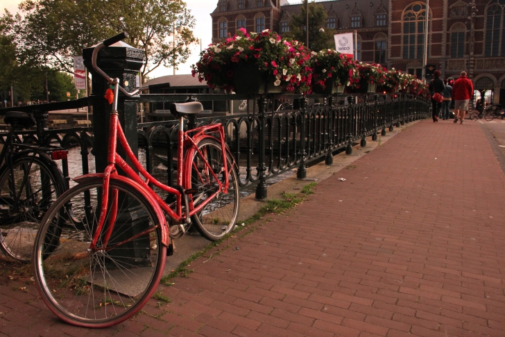 Amsterdam'ın bir adı daha var!