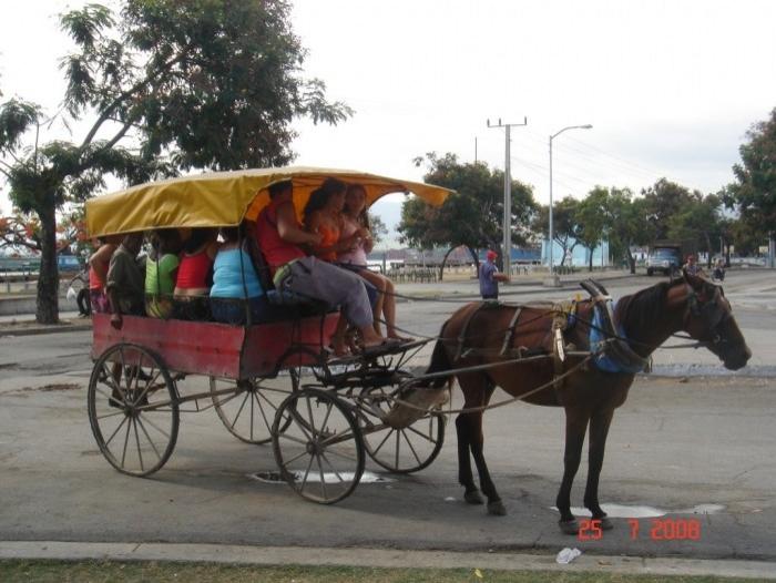 Küba'da ulaşım