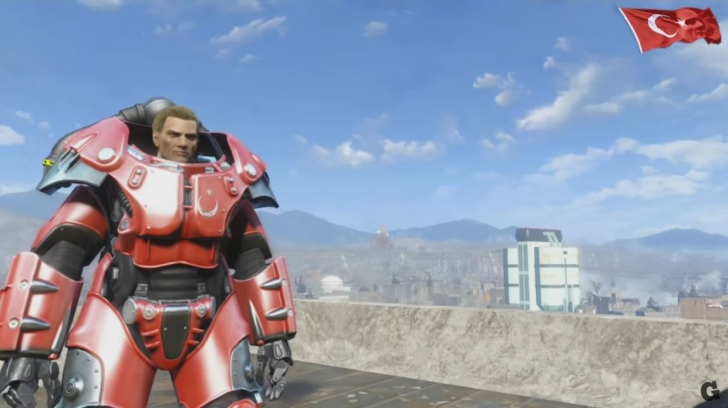 Nükleer Savaş Sonrası Post-apokaliptik Dünyaya Neşe Katan Yamalar: Çıkışının Birinci Ayında En İyi 6 Fallout 4 Mod'u