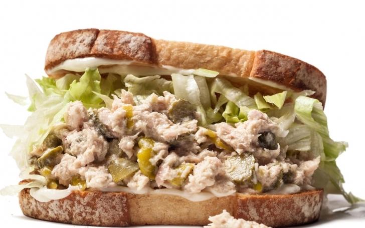 İtalyan Usülü Ton Balıklı Sandviç
